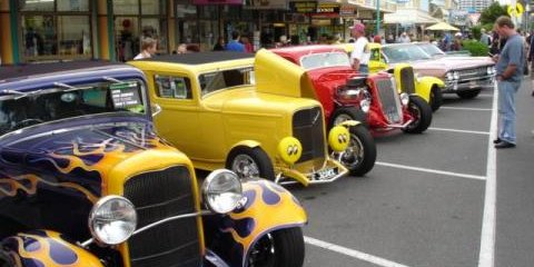 Wintersun 2007 - Hot Rods, Custom and Classic Cars