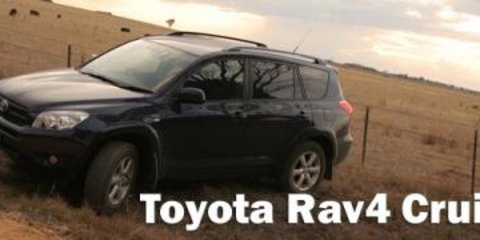 2006 Toyota Rav4 Cruiser Road Test