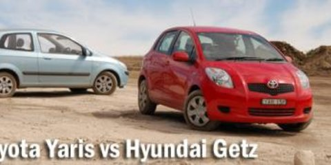 2006 Hyundai Getz vs Toyota Yaris Road Test