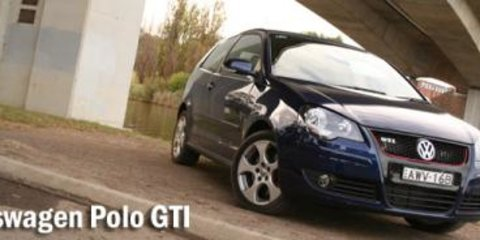 2006 Volkswagen Polo GTI Road Test