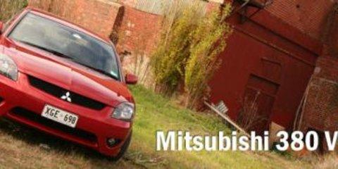 2006 Mitsubishi 380 VRX Road Test
