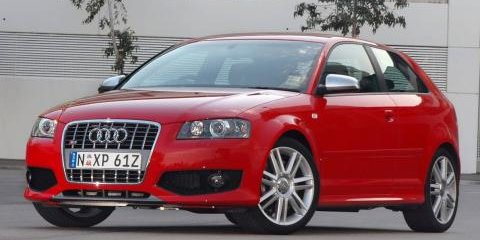 The New 2007 Audi S3