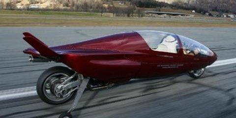 Acabion GTBO - Jet On Wheels