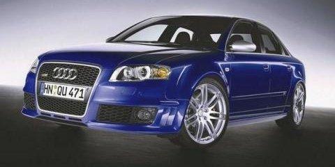 Audi RS4 Sedan No More?