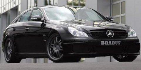Brabrus B63 S - Mercedes 63 AMG