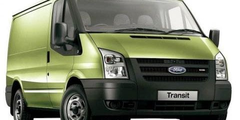 Ford VM Transit Front Shock Absorber Lower Securing Bolt Recall