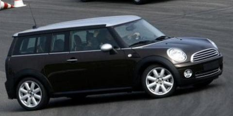 2008 Mini Clubman Spotted