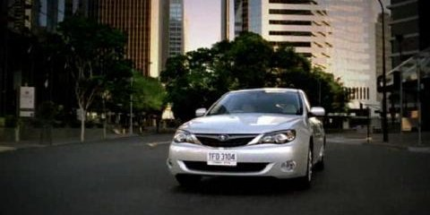 2008 Subaru Impreza TV Ad Filmed In Brisbane