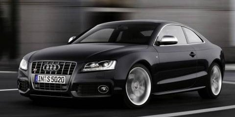 Audi A5 S5 Pricing Announced