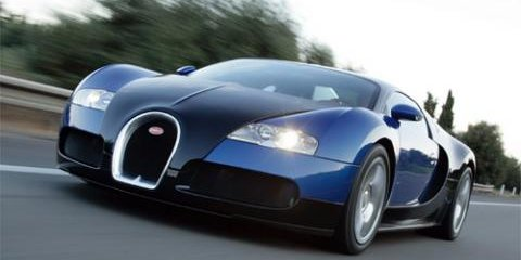 Veyron Production Increased - Price Same
