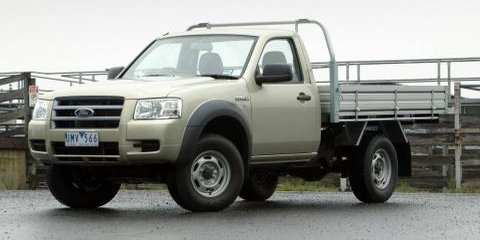 2007 Ford Ranger Price Reduction