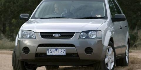 2007 Ford Territory Update