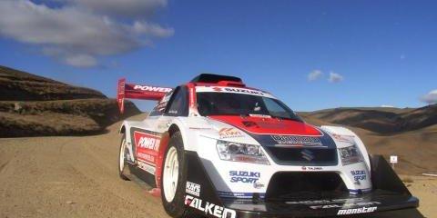 Suzuki Success at Pikes Peak