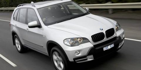 New Models Extend BMW X5 Range