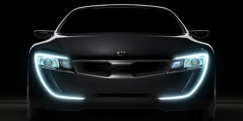 Kia To Reveal Sports Concept in Frankfurt
