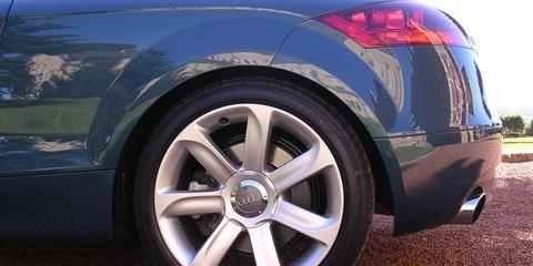2007 Audi TT Coupe 3.2 Quattro S Tronic Road Test