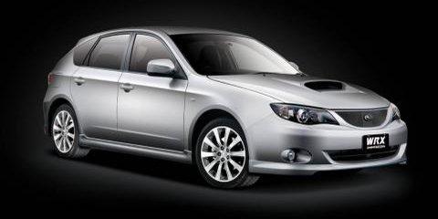 2008 Subaru Impreza WRX Australian Details