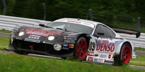 Hybrid Toyota Supra Wins Endurance Race