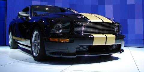 2007 Shelby Hertz GT350H Reader Review