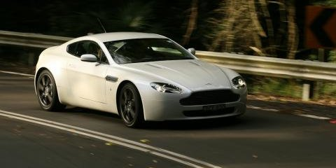 Aston Martin DBS Video