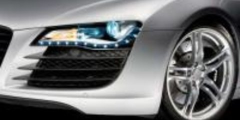 Audi Pioneers First All-LED Headlight
