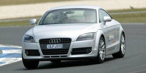 Performance Audi TT Coupe & Roadster?