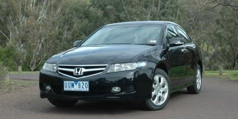 Limited Edition Honda Accord Euro Tourer