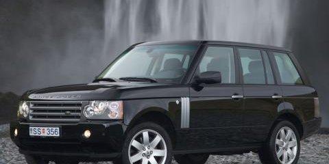 Range Rover Vogue MY08