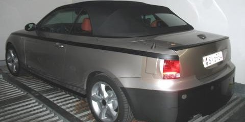 BMW 1 Series Cabriolet?