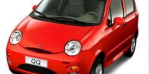 Fiat goes to China
