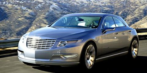 Chrysler Nassau - 300C Successor?