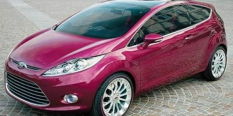 Ford Verve - Future Fiesta