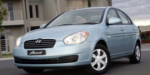 2007 Hyundai Accent Road Test
