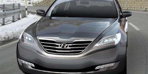 Hyundai V8 - 280kW+