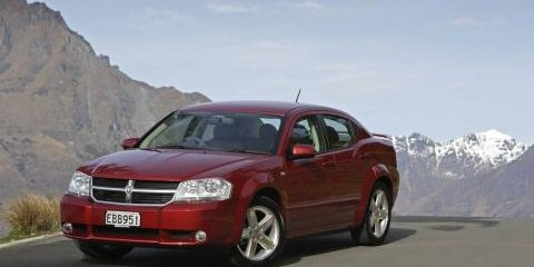 New Dodge Avenger Tackles Midsized Market