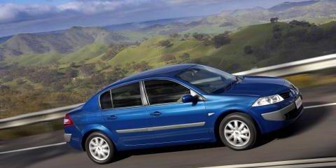 Diesel Renault Megane Sedan