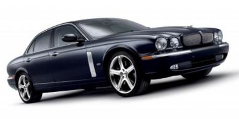 New Jaguar XJR Portfolio