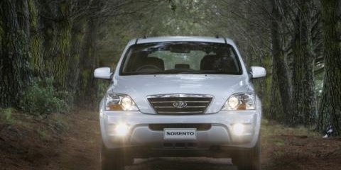 2007 Kia Sorento CRDi And 3.3 V6
