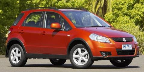 2007 Suzuki SX4 Road Test