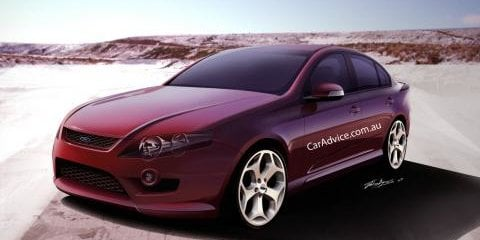 2008 Ford Falcon Orion - Artist's Impression & Spy Photos & Video