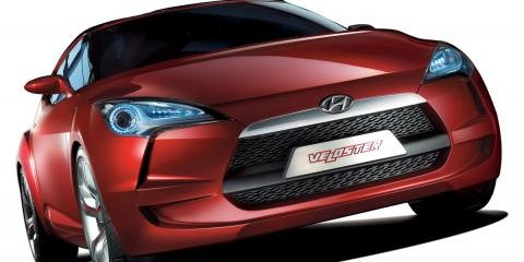 New Details on Hyundai's RWD Coupe