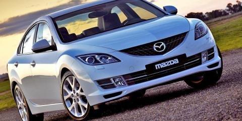 2008 Mazda6 Official Photos