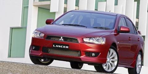 2008 Mitsubishi Lancer Style
