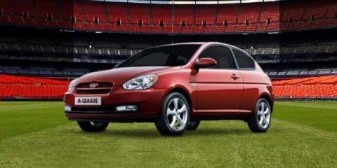 Hyundai A-League Limited Edition Accent