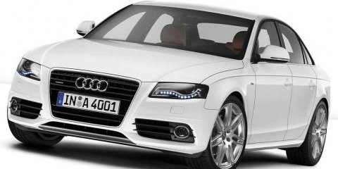 Audi A4 S-Line: Leaked Images