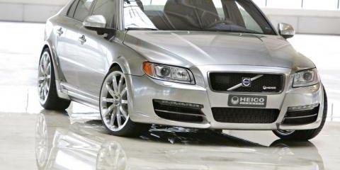 260kW Volvo S80 Concept