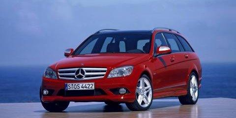 New Mercedes-Benz C-Class Estate