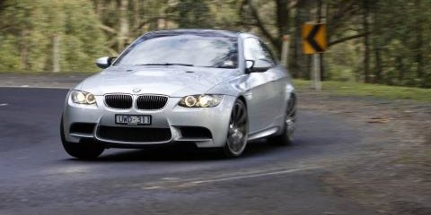 BMW M3 Commercial