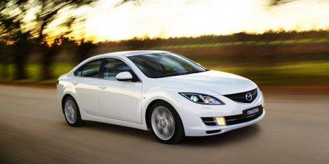 New 2008 Mazda6