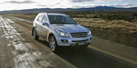 More Powerful Mercedes-Benz ML 500